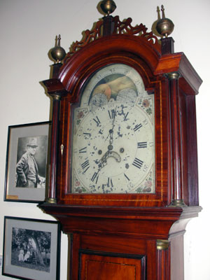 archives clock